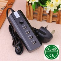 5v 2.1a tabletop charger For phone travel usb charger