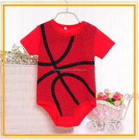 Kids summer fashion 100%cotton Knitted organic cotton baby clothes
