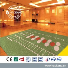 Gym functional fitness PVC custom design <strong>floor</strong>