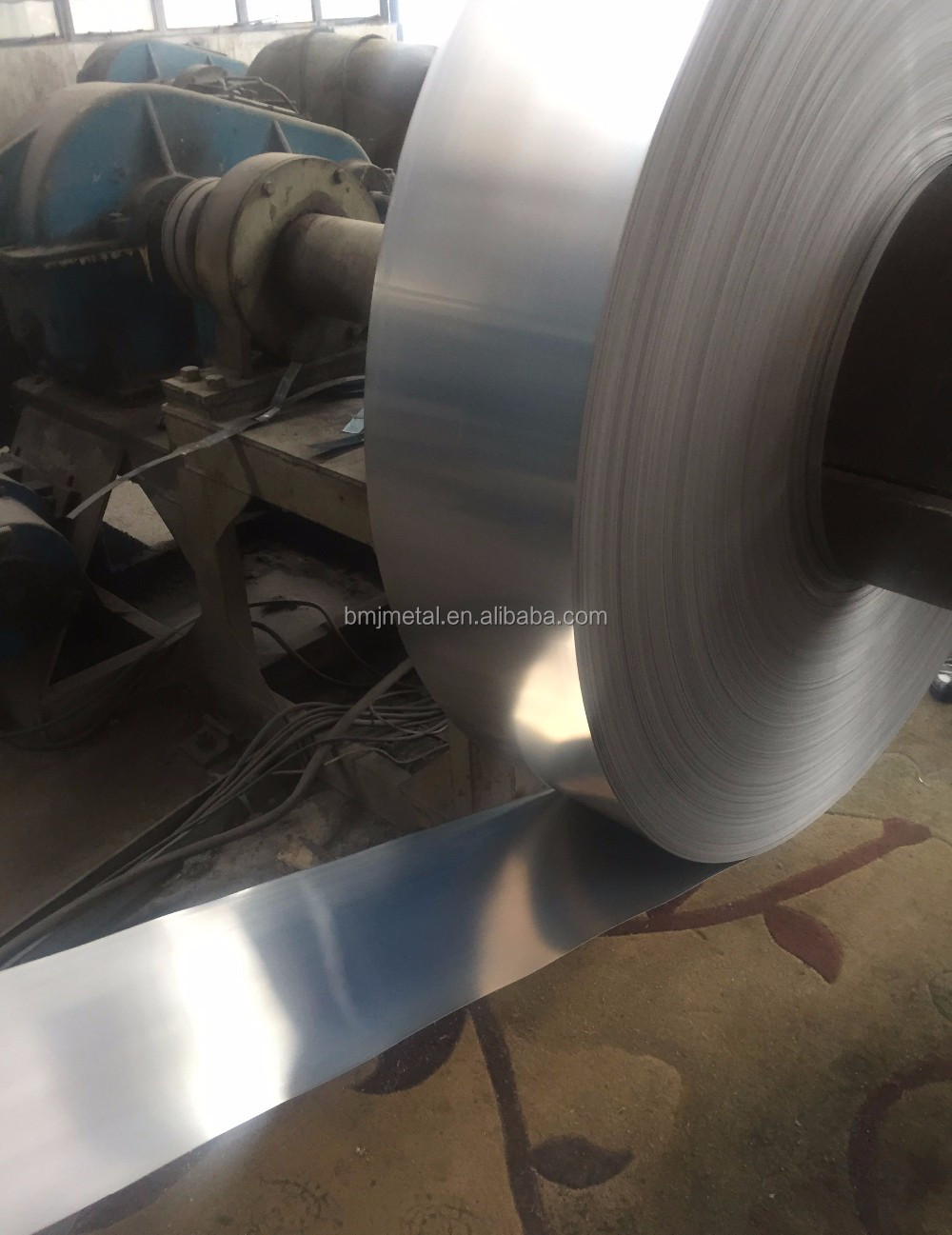 Prime Material Astm A240 409 2B Finished Stainless Steel Coil