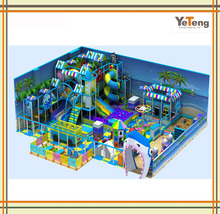 Cheap Castle Theme Soft Play Indoor Playground Equipment for Kids