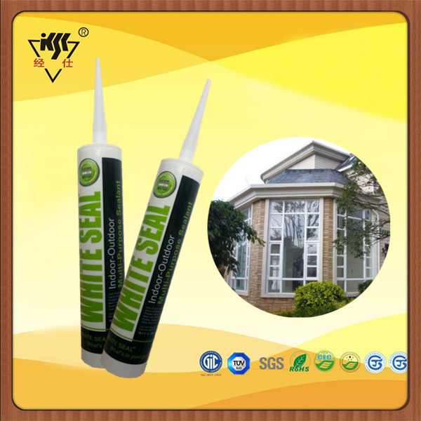Acetate Structural Silicone Based Building Sealant