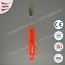 portable uv toothbrush sterilizer junior toothbrush for adult made in china