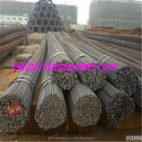 Cheap building materials high tensile deformed steel bar/construction steel rebar