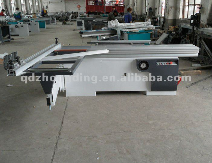 woodworking sliding table panel saw/cutting machinery/sawmill