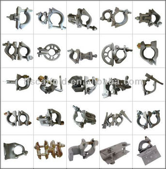 Different Types Of Scaffolding Coupler Buy Different