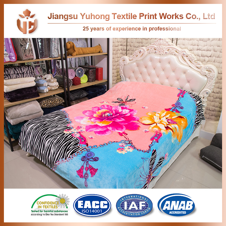 China Leading Manufactory For All Kinds Patchwork Bedsheet Cotton