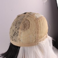 factory price cheap new style high quality long lawyers synthetic cosplay wig