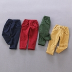 High quality kids leggings for girls candy colors trousers Children casual denim pants