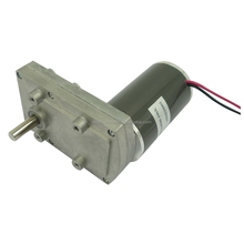 12 volt 24 volt dc gear reduction motor