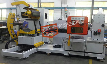 Automatic Cutting Machine for steel coil