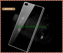Ultra Thin Clear Crystal TPU Back Cover Case for Huawei Ascend P8