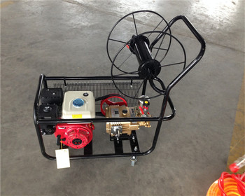 5.5HP garden machinery gasoline engine sprayer machine