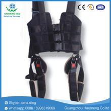 Asymmetric body weight support device for apoplexy rehabilitation with jun air compressor/medical equipment used in hospital