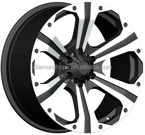 18*7.5 aluminum wheels for SUV(ZW-P376)