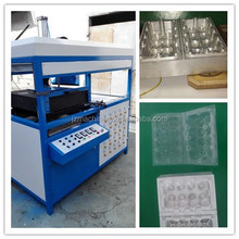 PVC PET PETG HIPS PS PP Plastic Tray Container Blister Forming Machine