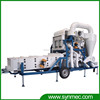 coffee bean cleaning and processing machinery