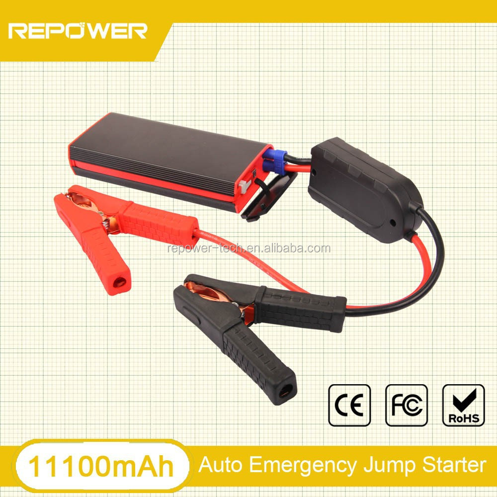 Emergency Tool Kit Type and FCC,CE,ROHS,MSDS Certification Mini Car Booster Jump Starter