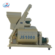 Best selling Horizontal shaft auto cement mixing machine