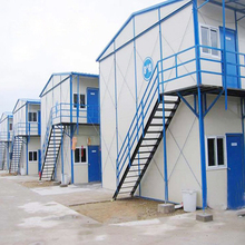 High quality industrial prefabricated building houses,new prefabricated house prices in sudan,k type prefab home suriname