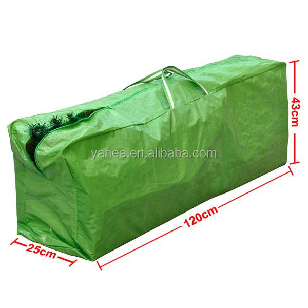 Christmas Tree Bag Zip Up Sack Storage - Up to 9ft Tall Xmas Trees