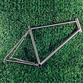 high light titanium road bike frame for racing