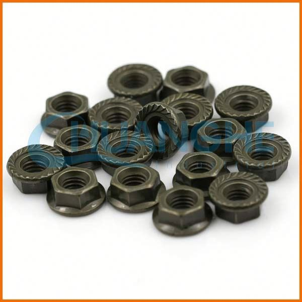 High quality and popular high tension flange nut