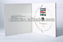 cardboard package for music dvd and music cd, cd wallet, cd jacket, cd pocket