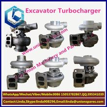 Hot sale for for komatsu PC3003 turbocharger model TA4532 Part NO. 6152-82-8110 S6D125 engine turbocharger OEM NO. 465105-0001