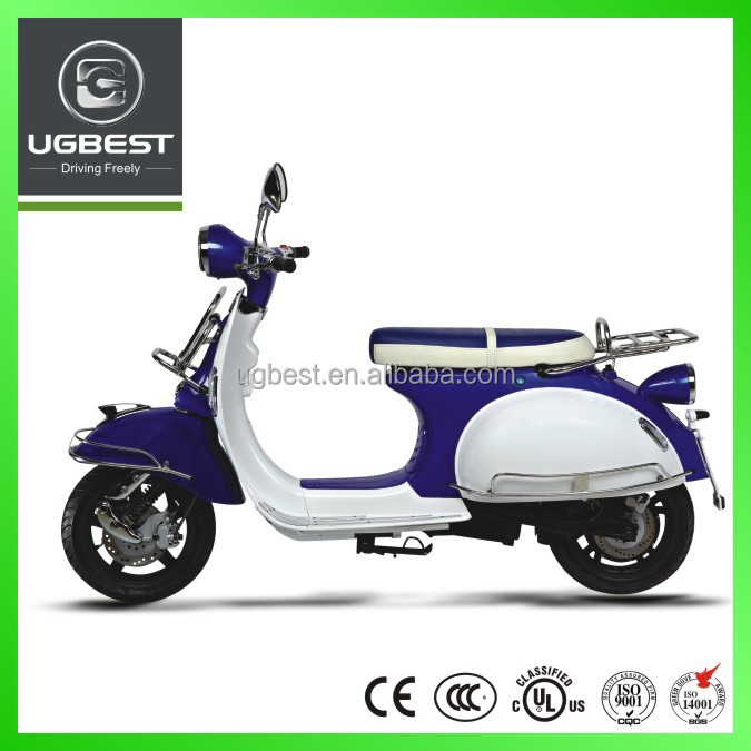 Ugbest 8000w high power retro electric scooter