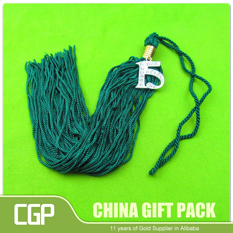 Wholesale Adult Graduation Tassel With 2019/2020/2021 Year Charm Graduation Cap Tassel
