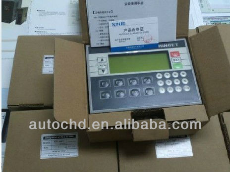 XP3-18RT-C DC24V 3.7'' xinje plc with hmi intergrated