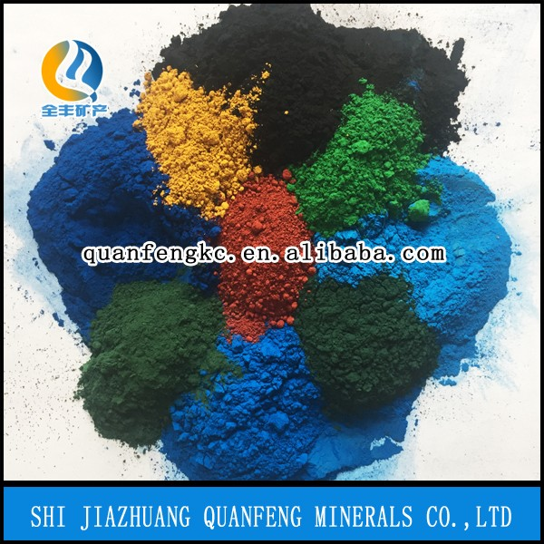 Excellent quality iron oxide blue Chemical powder