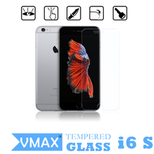 Customized Logo Promotional OEM design best tempered glass screen protector for iPhone 6s mobile screen guard