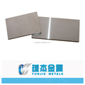 cold rolled 99.95% high purity Tungsten foil