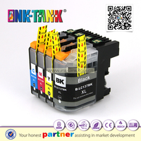 new products lc135 compatible brother lc135 ink cartrides with chip