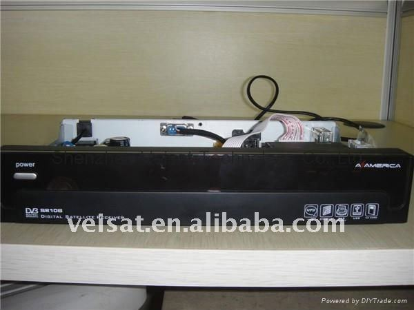 az tv satellite receiver s810b azbox