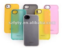 Popular sale Silicon case for iphone5 silicon cover