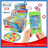 Summer cheaper ring toss water game iphone toys candy