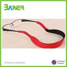 Customizable sunglasses straps for promotion gifts