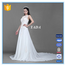2016 Fashion Cotton Ladies Knitwear Long Vest Wedding Dress