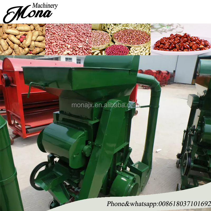 multifunctional and high quality electric peanut sheller/peanut husker/peanut shelling machine for export