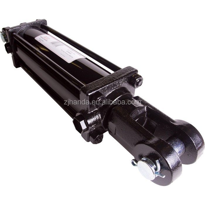 steering operation Tractor Loader Hydraulic Cylinders