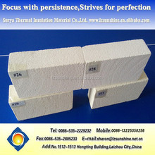 High Temperature Type Insulation Bricks for Fireplaces