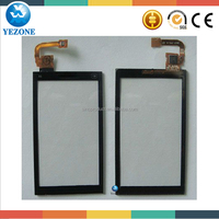 2013 AAA quality For Nokia X6 Touch digitizer touch panel glass screen replacement