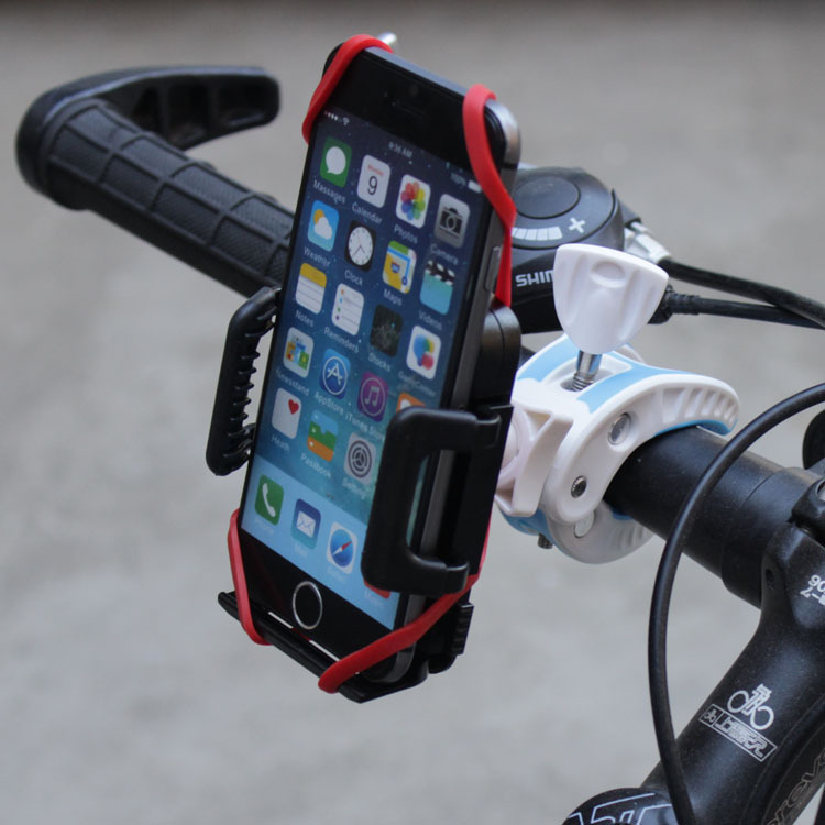 bicycle bike mount accessory mobile cell phone holder