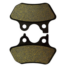 High Quality Front Rear Disc Brake Pads for Harley Davidson Motorcycle