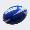 Machine stitched size 5 pvc rugby ball
