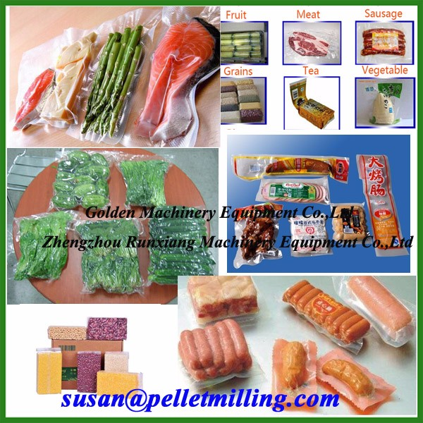 Vacuum sealing packing machine/chicken vacuum packing machine/meat vacuum packing machine