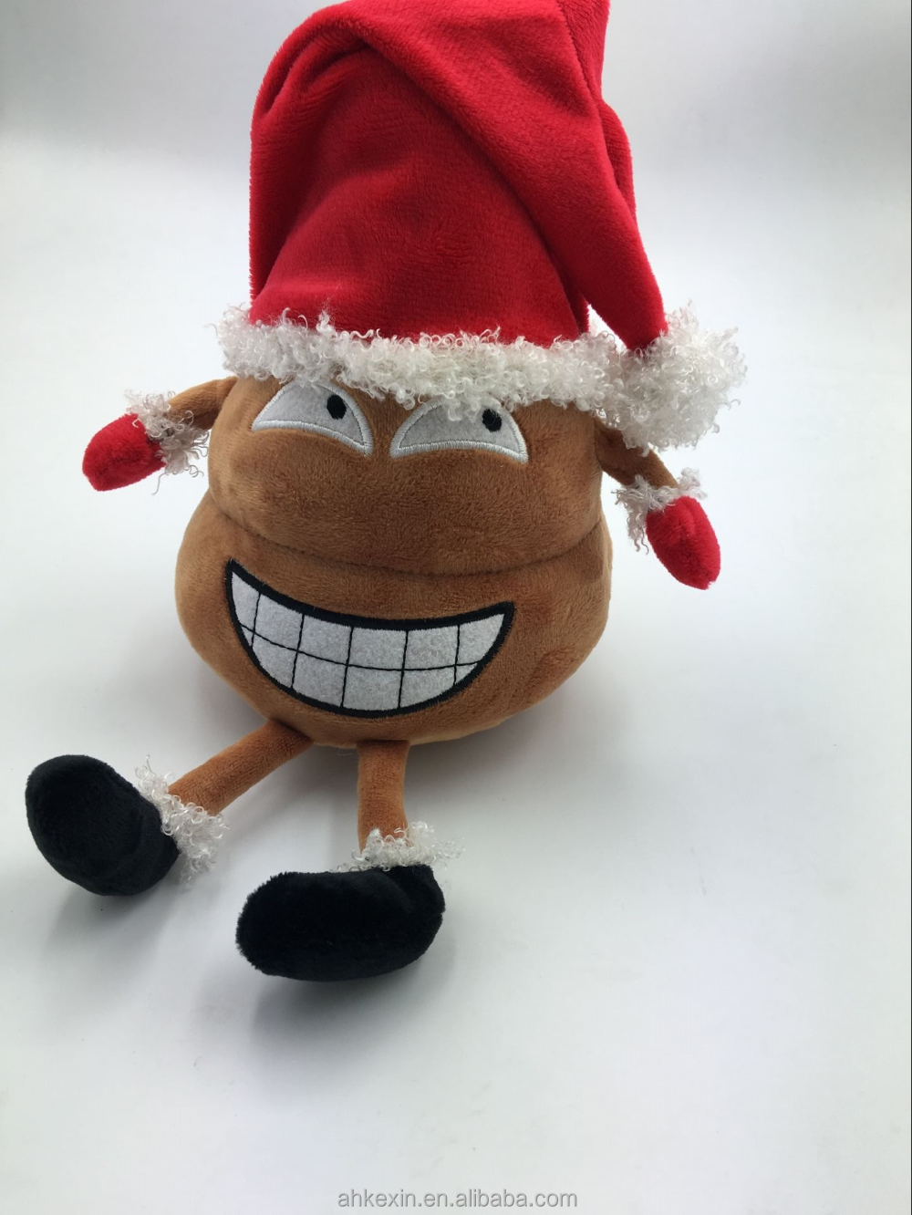 cheap wholesale ugly christmas plush toy